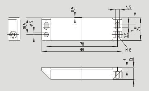 ip67         机械参数               电路连接说明       连接器m8